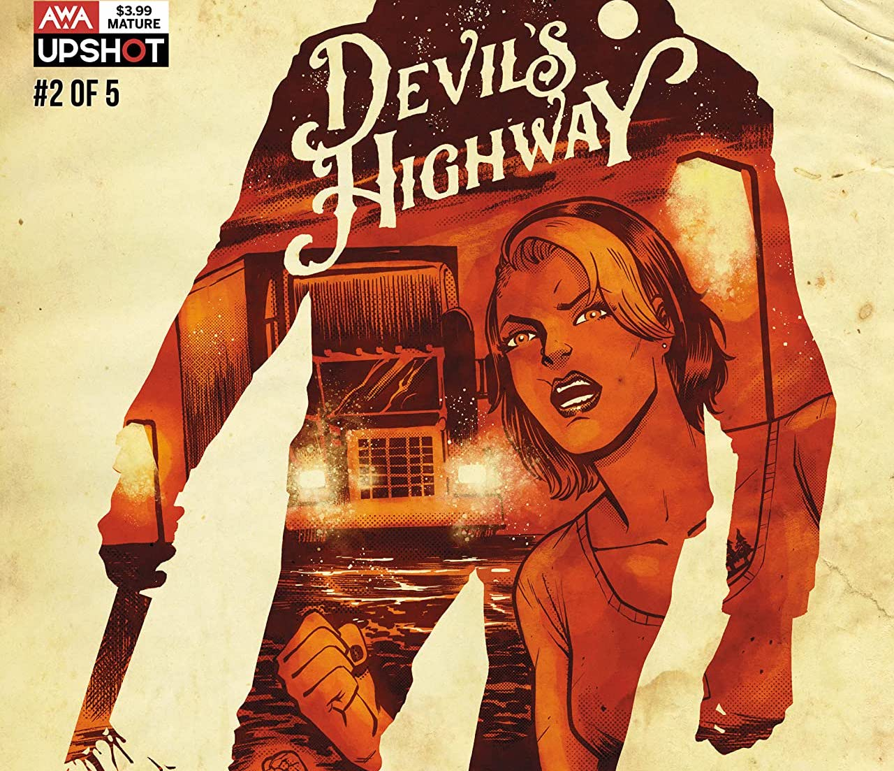 'Devil's Highway' #2 review: Chilling crime drama