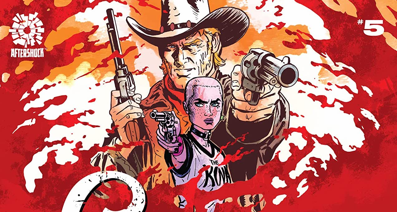 'Undone by Blood' #5 review