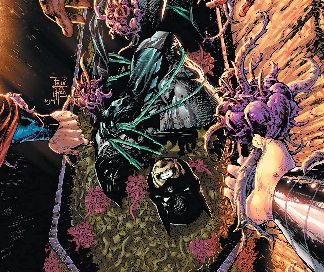 'Justice League' #51 review