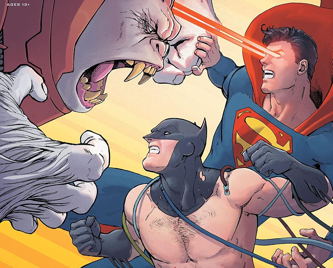 Batman/Superman #11 is a well-written issue you could pick up cold and enjoy.