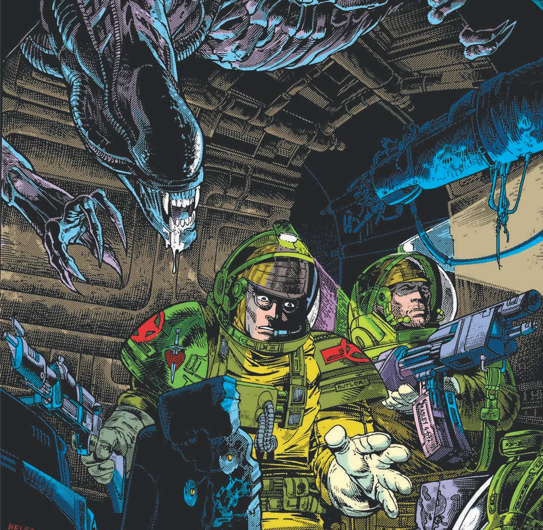 Marvel Comics announces 'Alien Omnibus' Vol. 1 collecting original 1980s comics