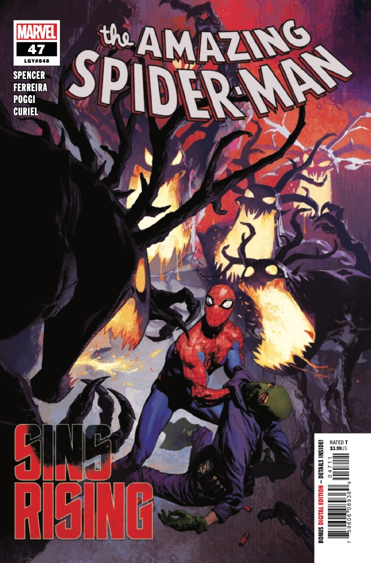 Marvel Preview: Amazing Spider-Man #47