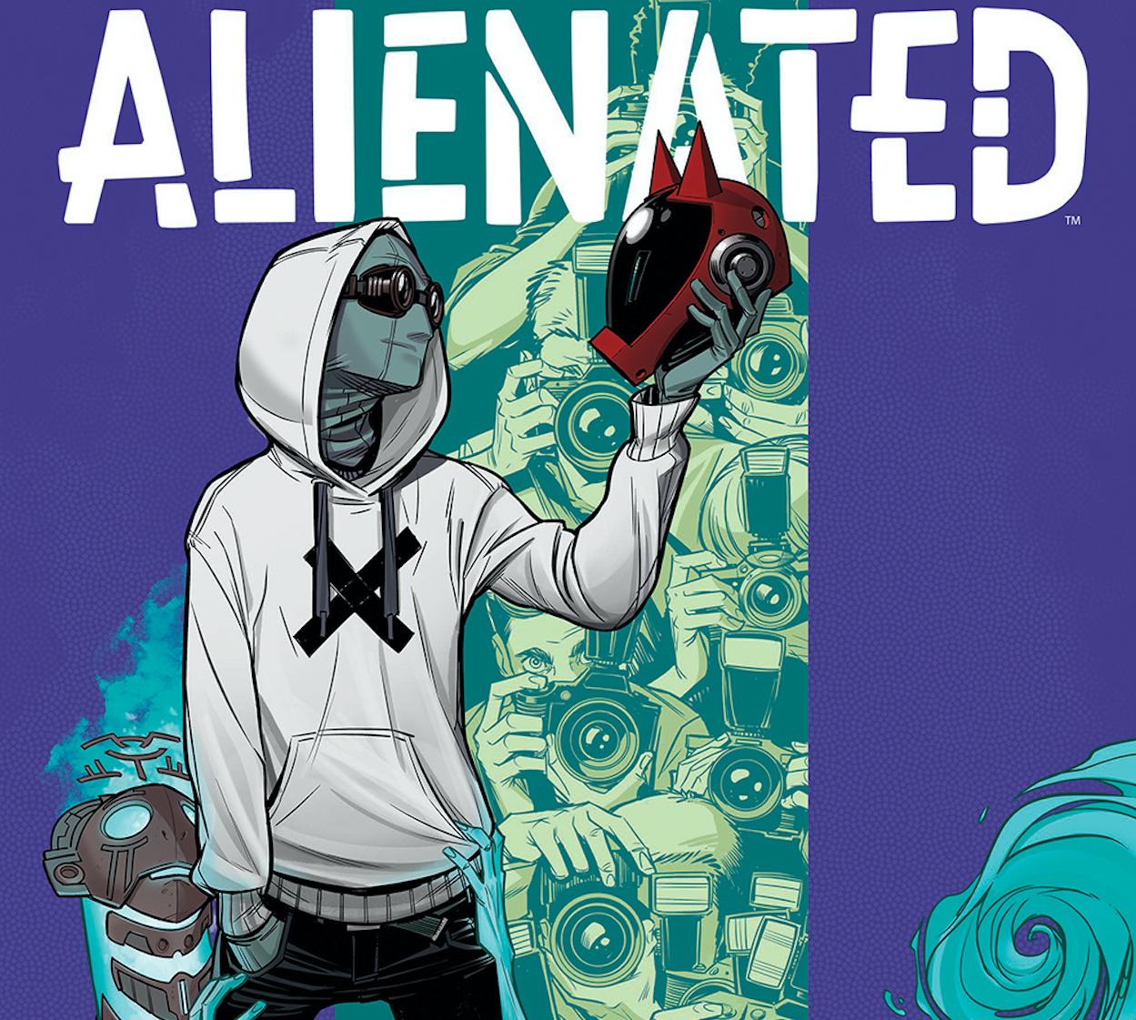 BOOM! Studios Preview: Alienated #5