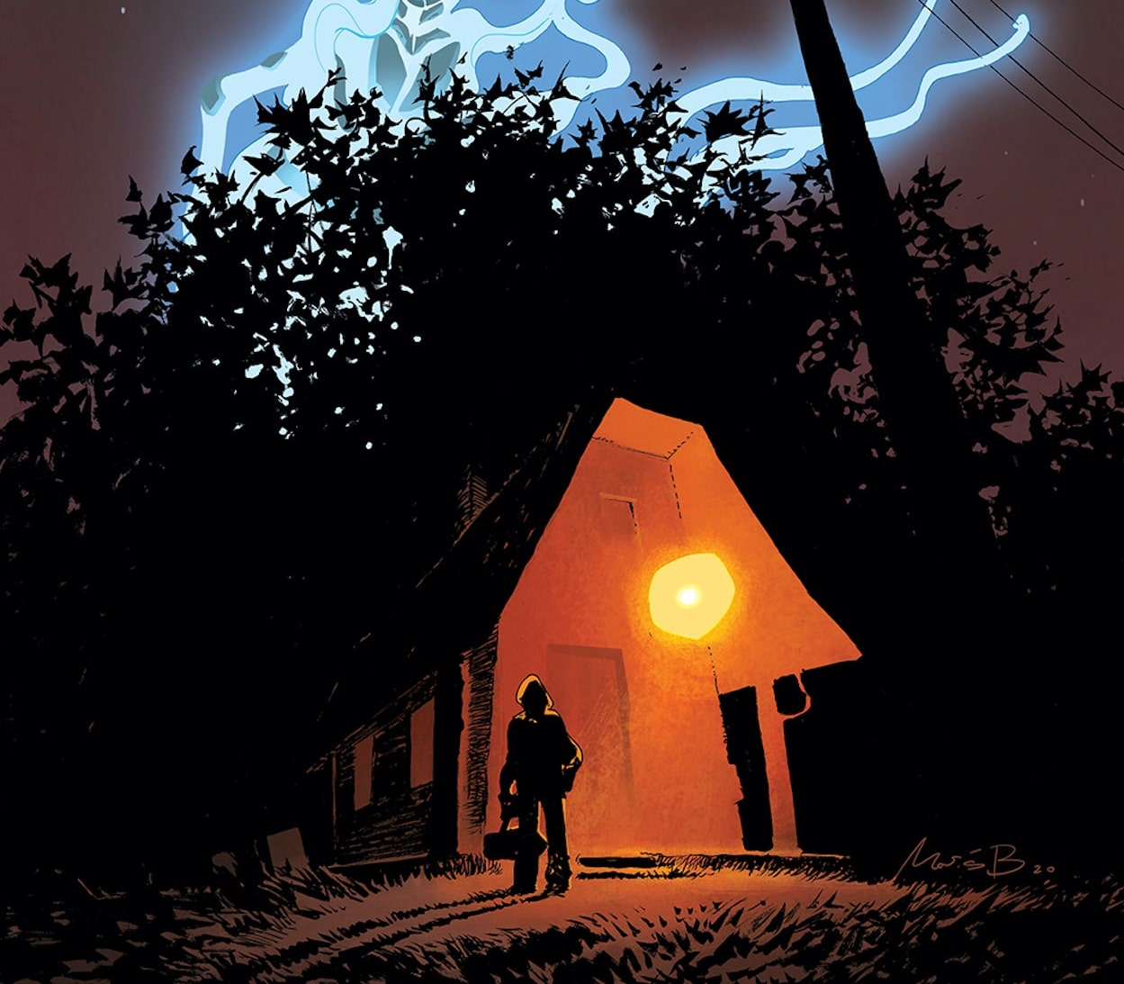 'Alienated' #5 review: Filled with supernatural disquiet and tension