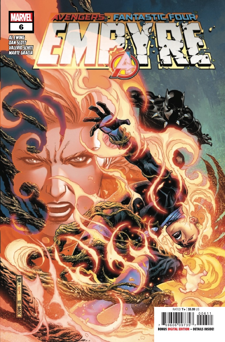 Marvel Preview: Empyre #6