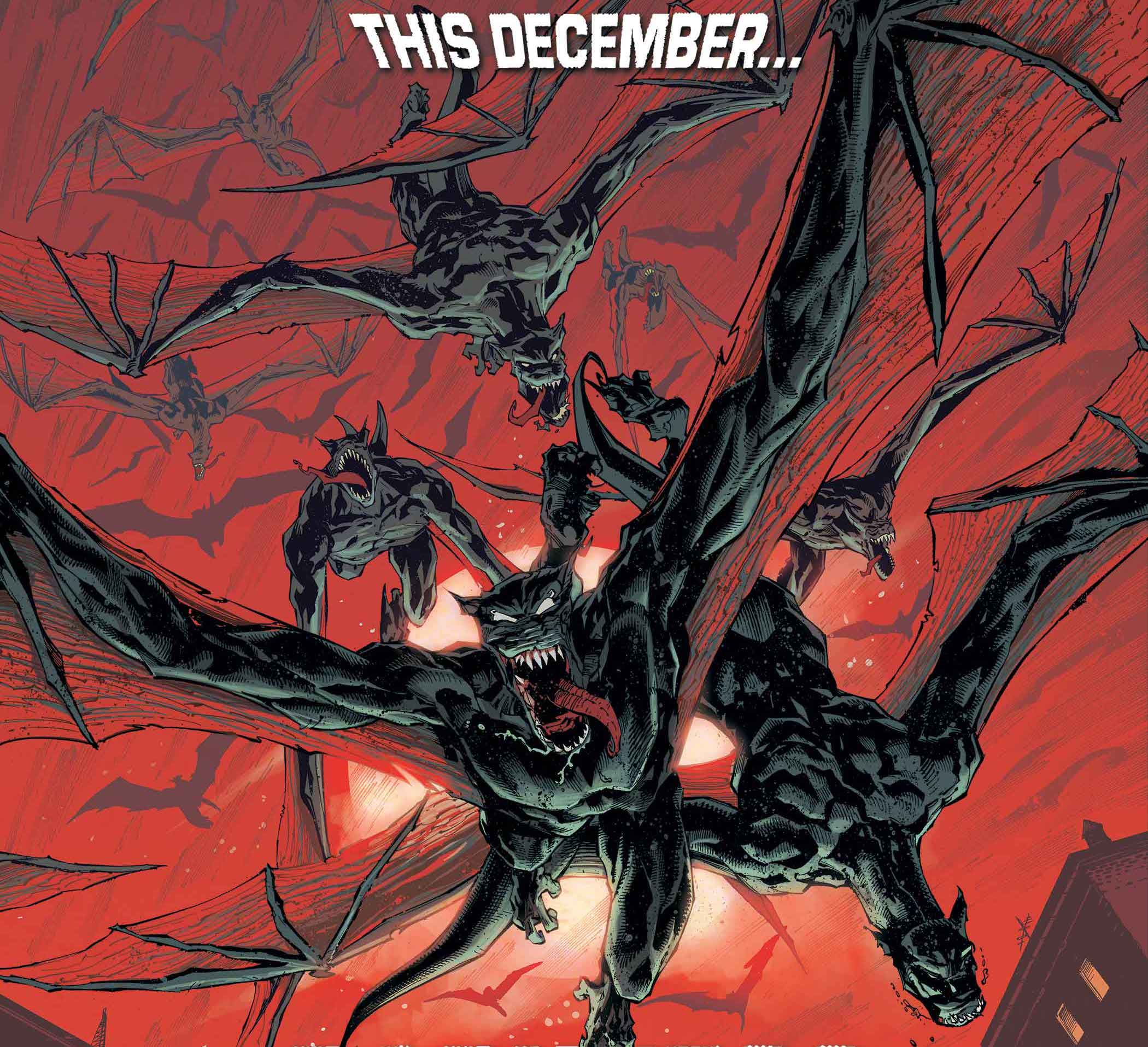 Marvel teases 'King in Black' with a monster Ryan Stegman cover