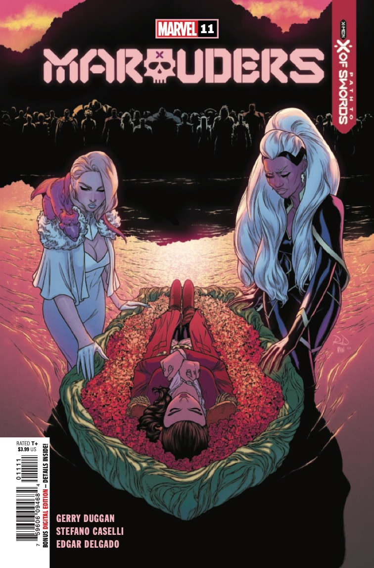 Marvel Preview: Marauders #11