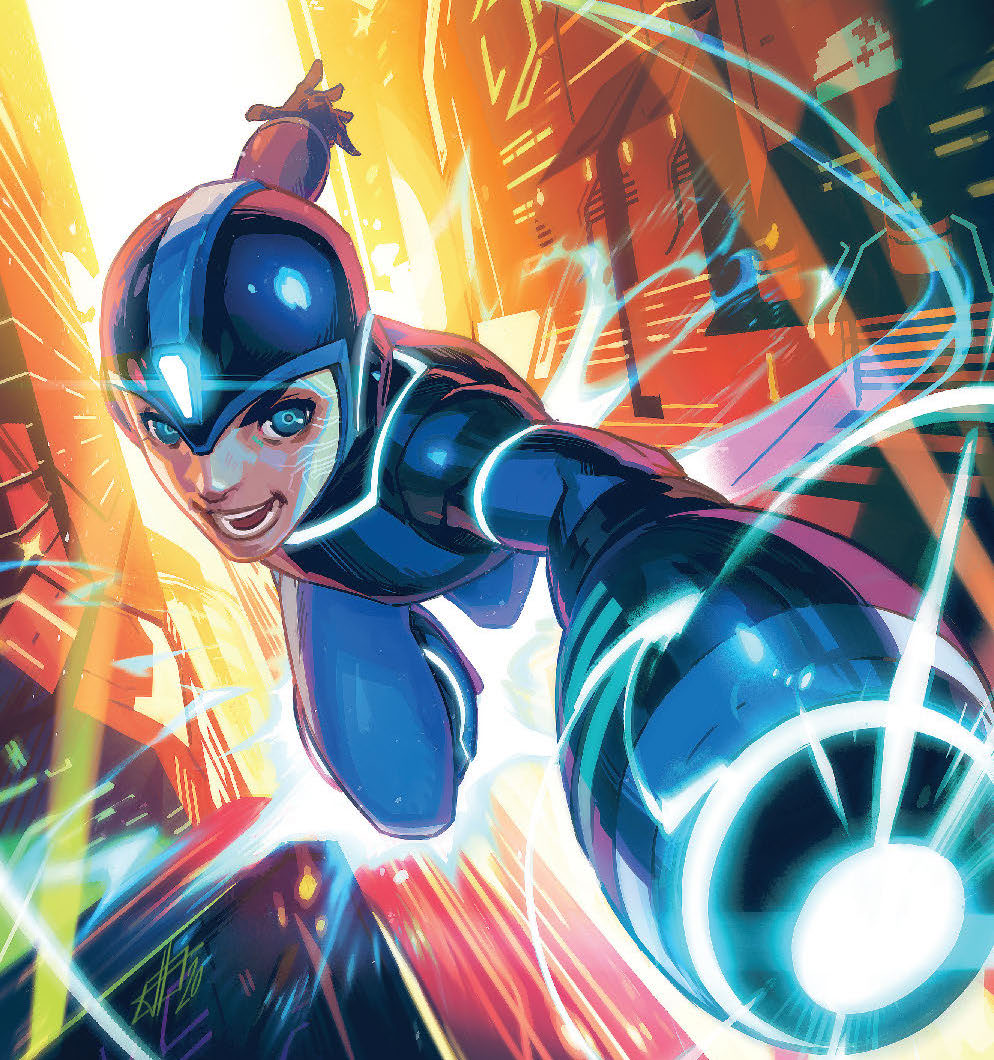 BOOM! Preview: Mega Man: Fully Charged #1