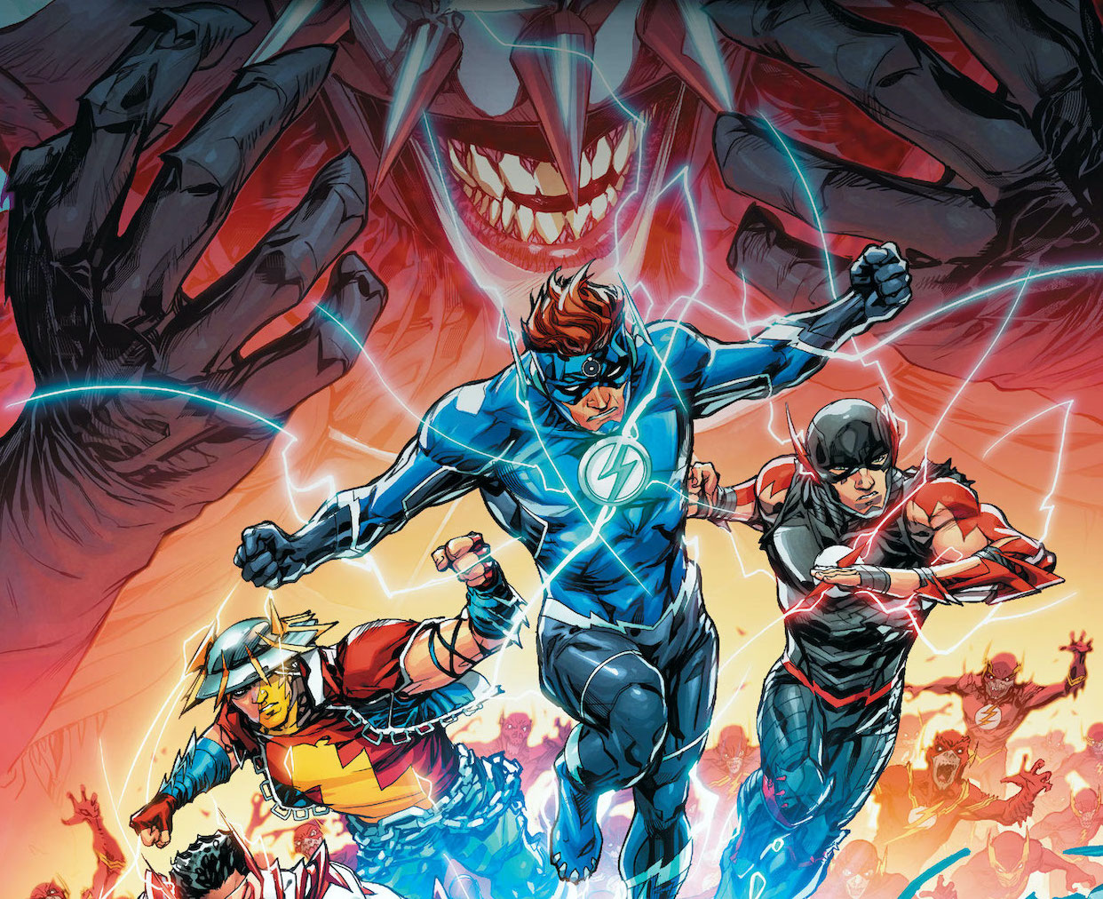 DC Comics unleashing 'Speed Metal' in 'Dark Nights: Death Metal Speed Metal' #1