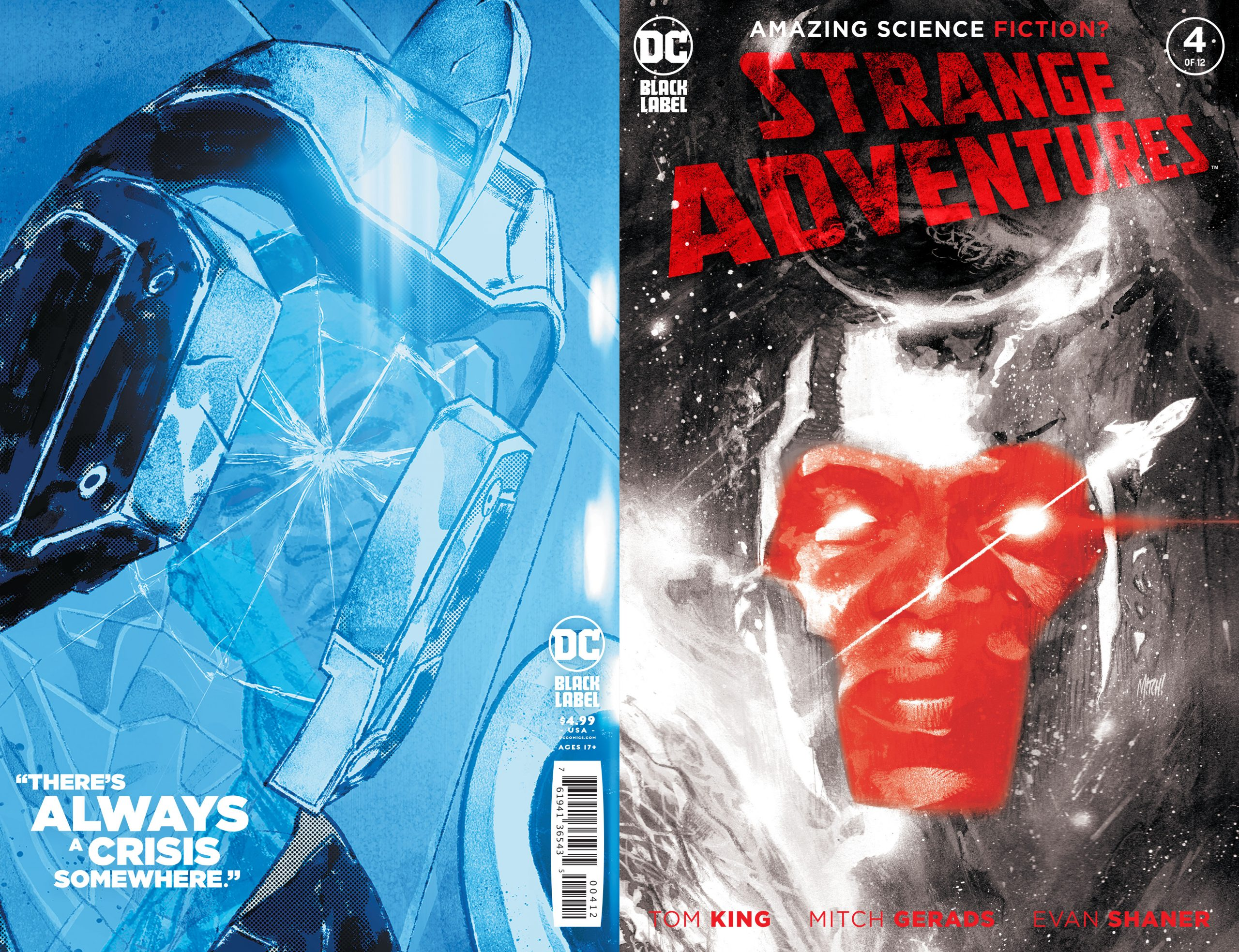 Strange Adventures has sold out.