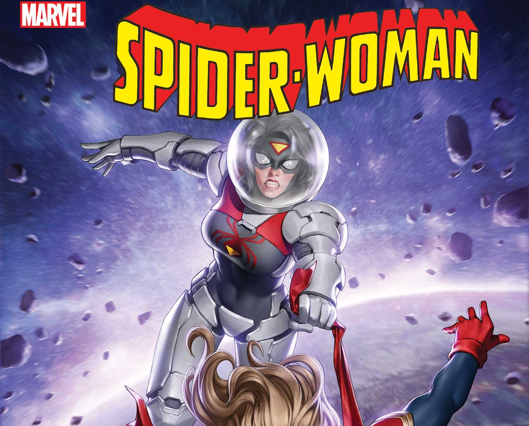 'Spider-Woman' #6 review