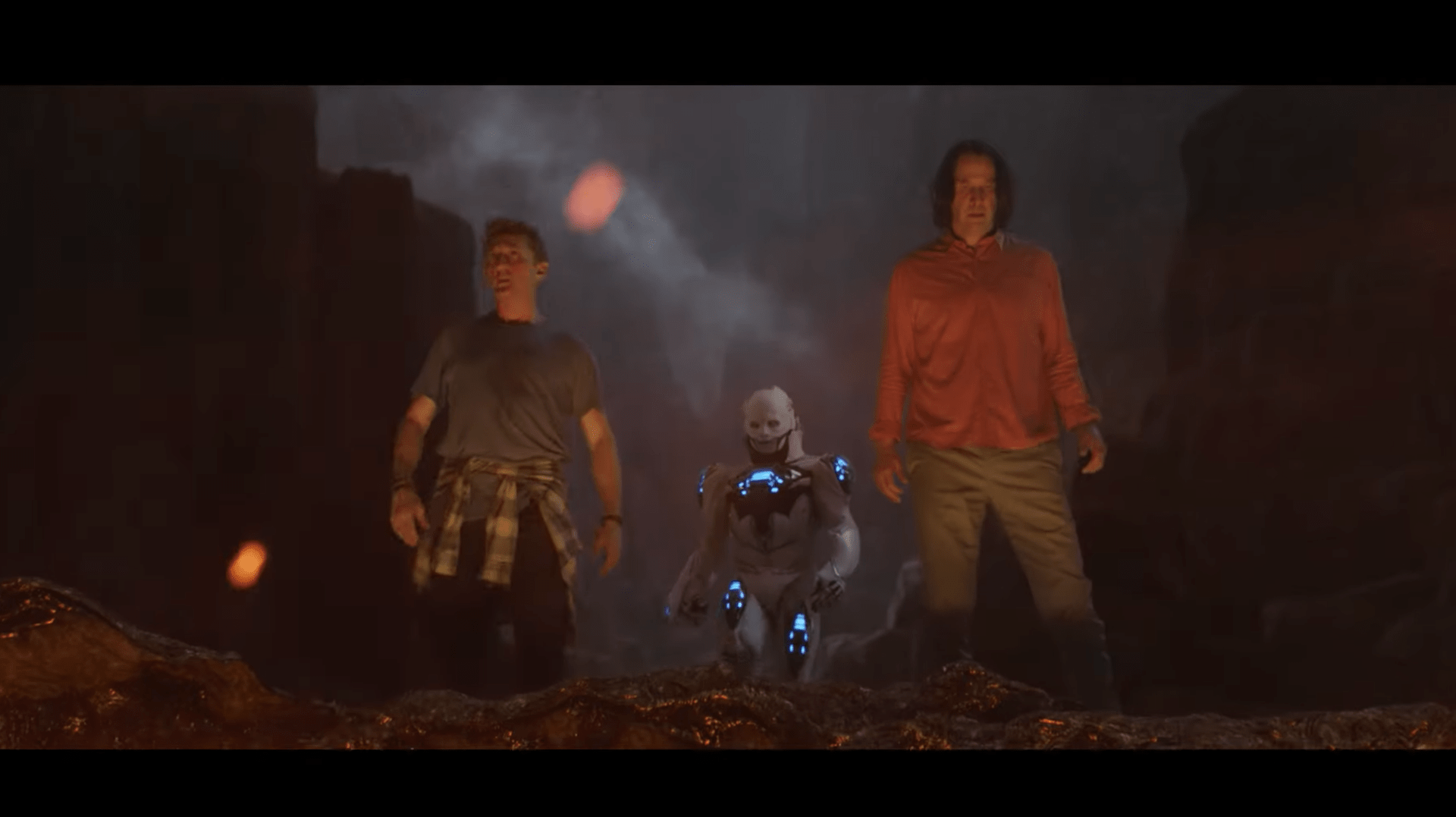 'Bill & Ted Face the Music' featurette is all about the dynamic duo