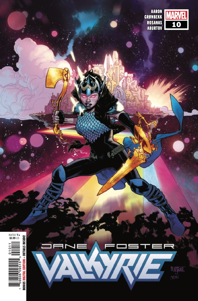 Marvel Preview: Valkyrie: Jane Foster #10