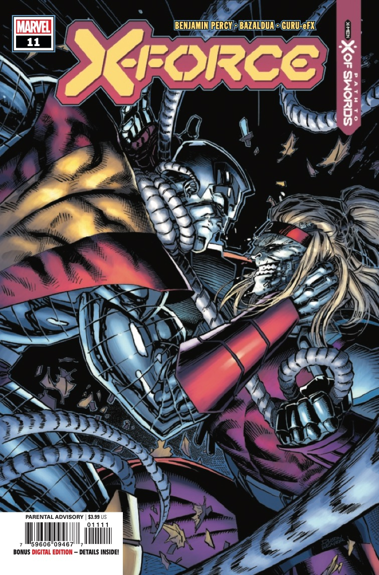 Marvel Preview: X-Force #11