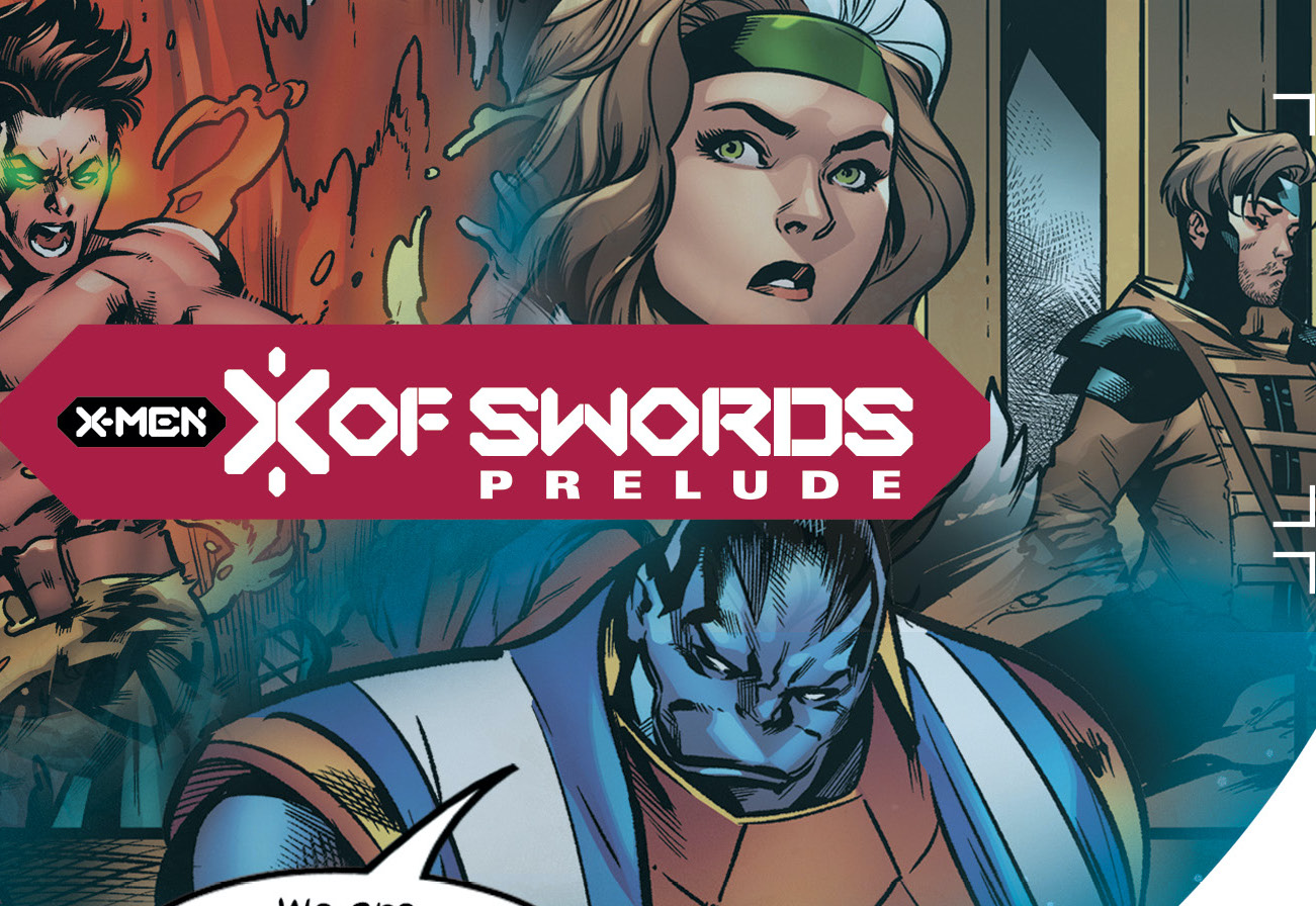 See 'X of Swords' prelude in 'Excalibur' #12 on sale September 2020