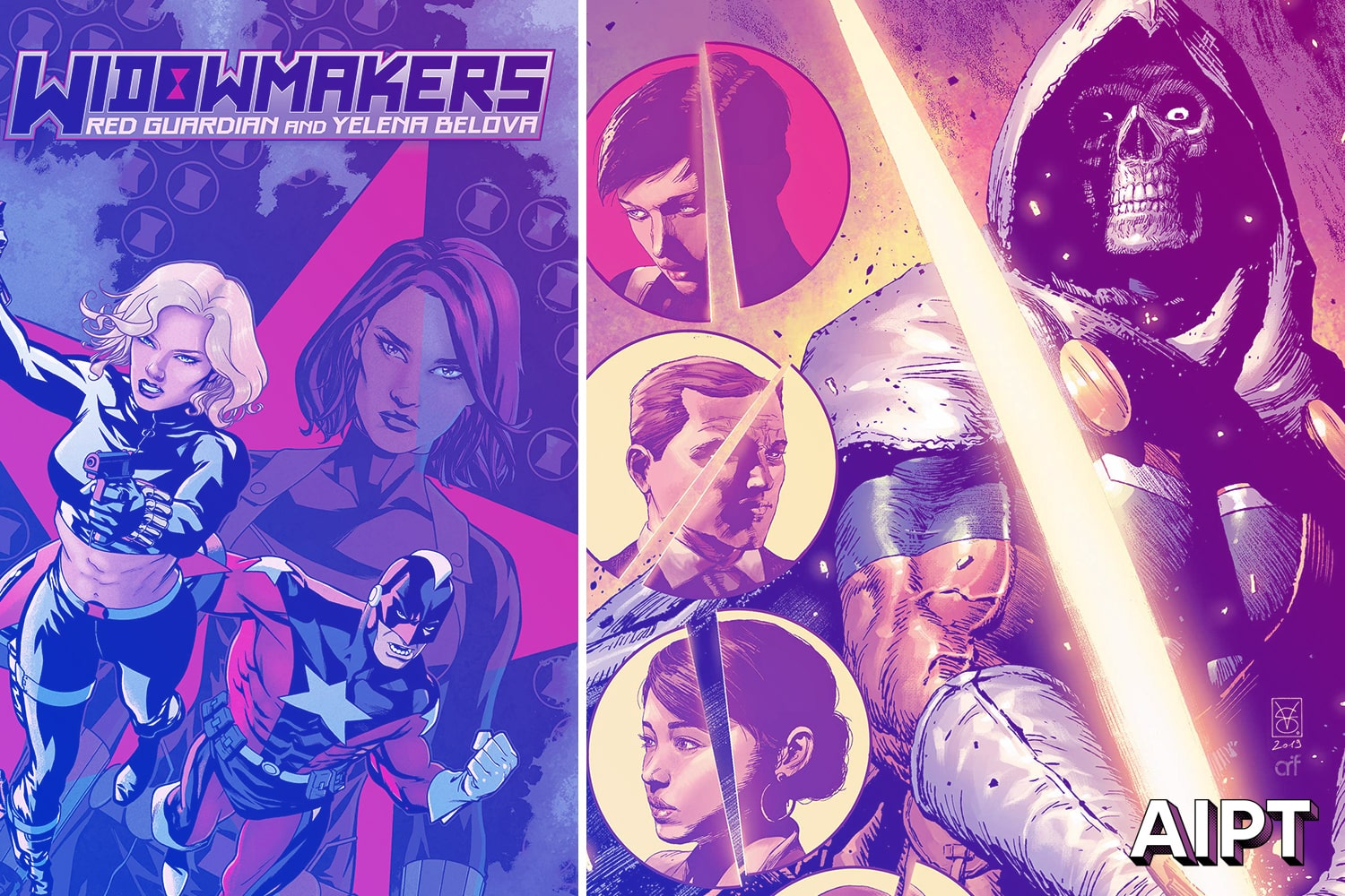 Marvel Comics sets November 2020 for 'Taskmaster' and 'Widowmakers' series