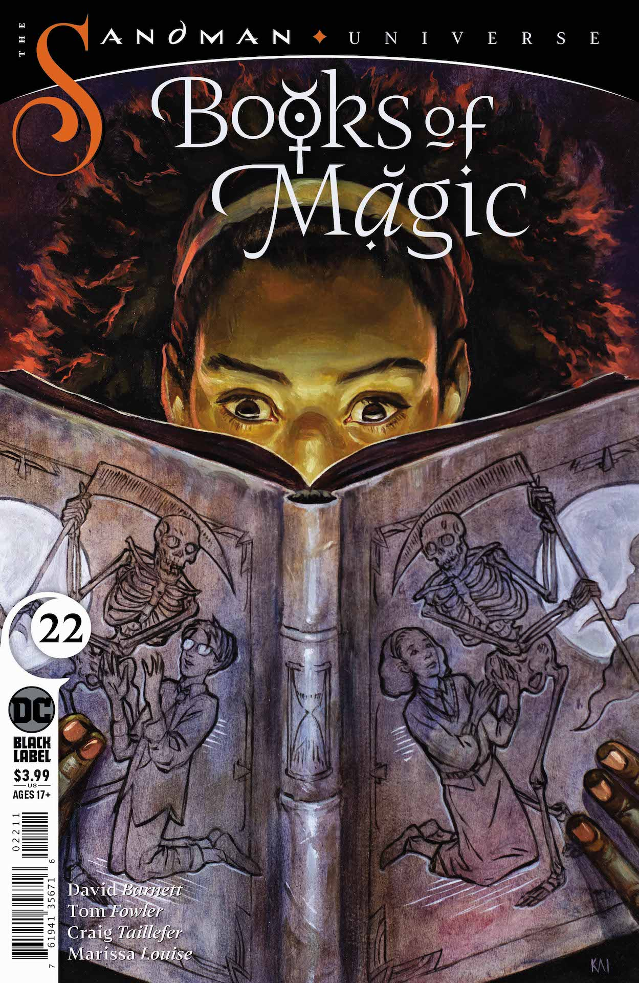 DC Preview: Books of Magic #22
