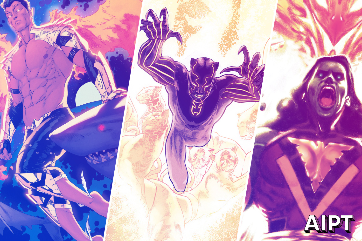Marvel Comics releases 'I Am Phoenix' variant covers featuring major heroes