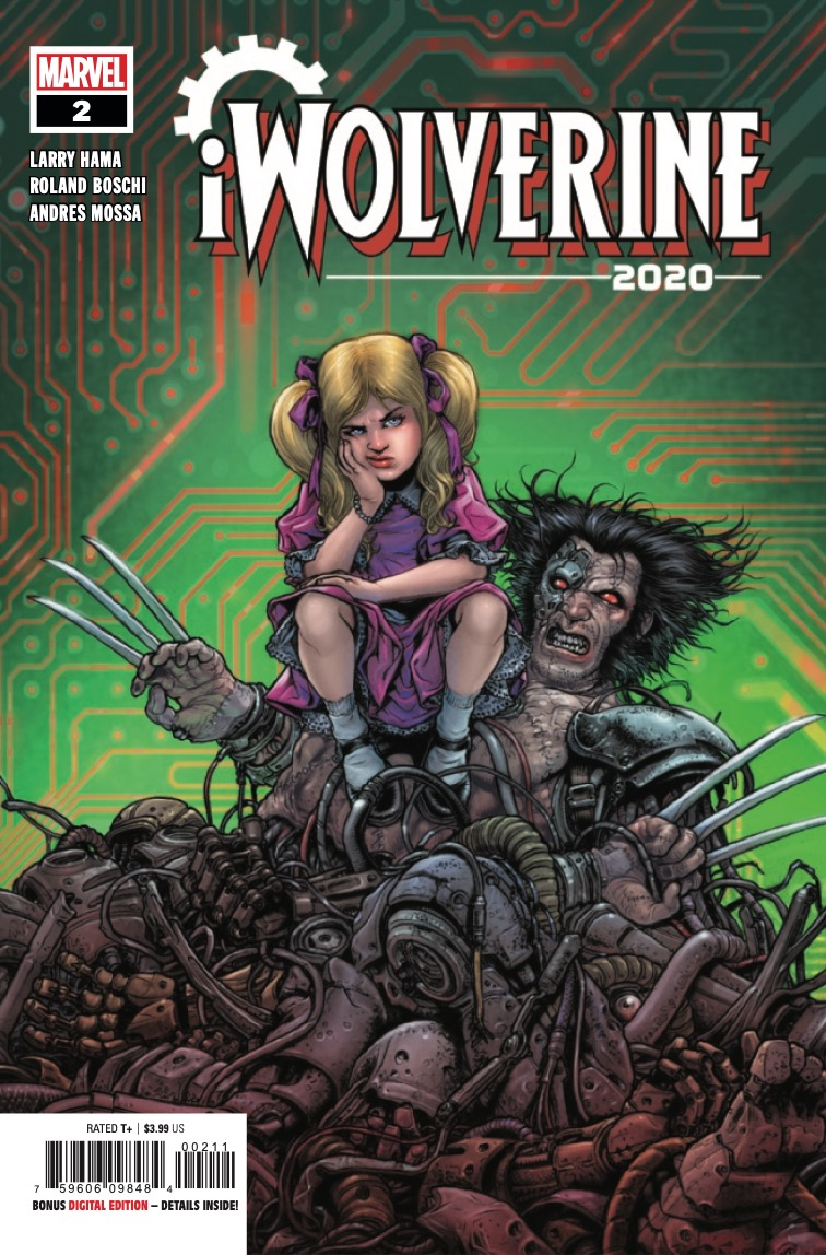 Marvel Preview: 2020 iWolverine #2