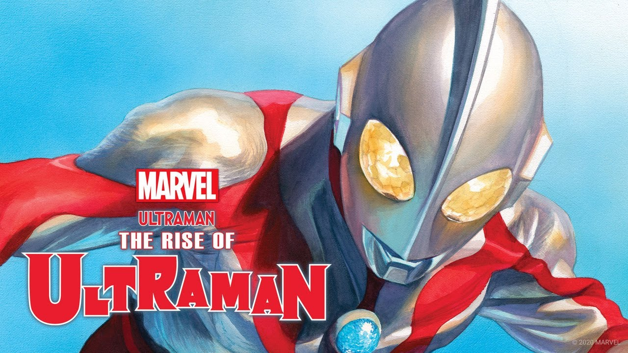 The Rise of Ultraman #1 trailer
