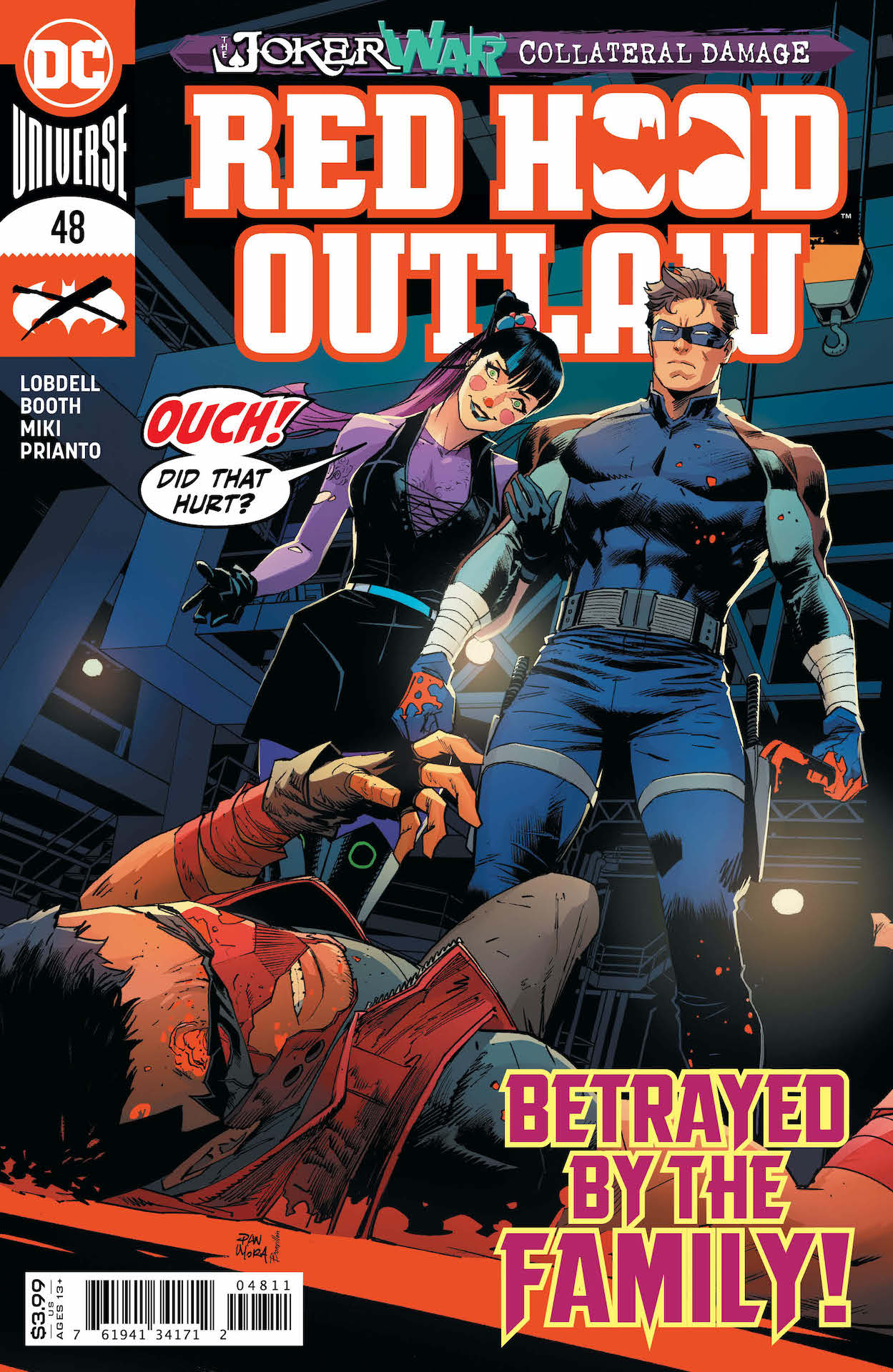DC Preview: Red Hood: Outlaw #48