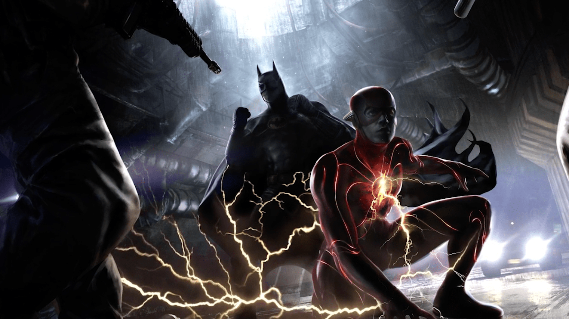 DC FanDome '20: Introducing Flash - Panel shows off new costume