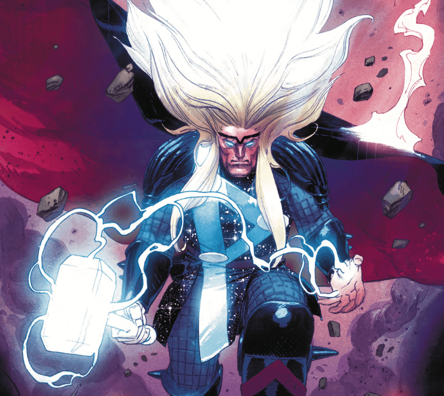 'Thor' #6 massively shifts the power Cosmic in the Marvel universe