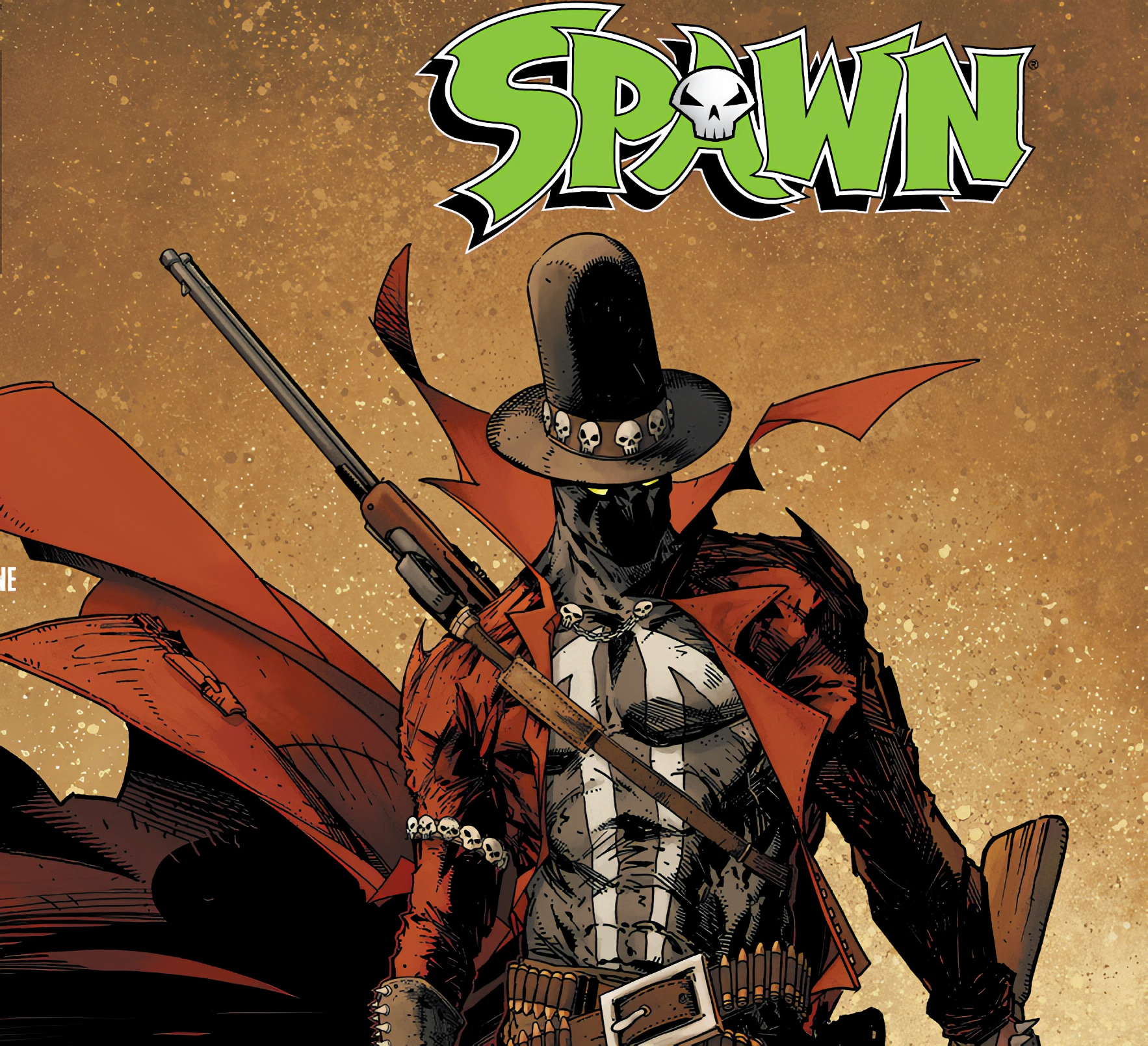 Spawn is selling like hotcakes with issue #309 selling out and going back to print.