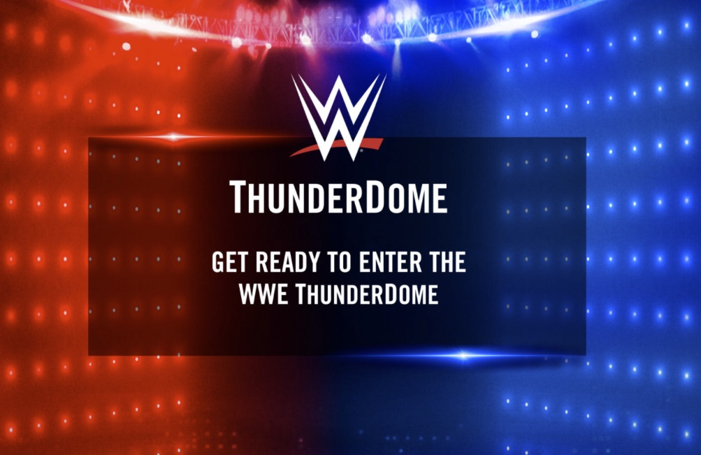 WWE announces move to 'ThunderDome', Orlando's Amway Center