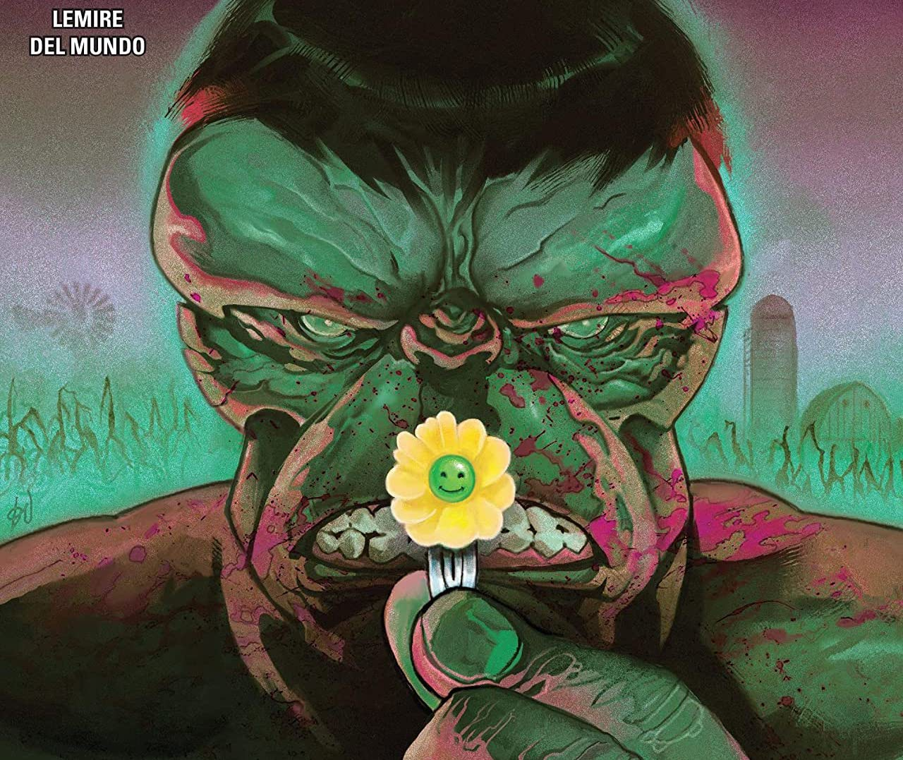 'The Immortal Hulk: The Threshing Place' #1 review