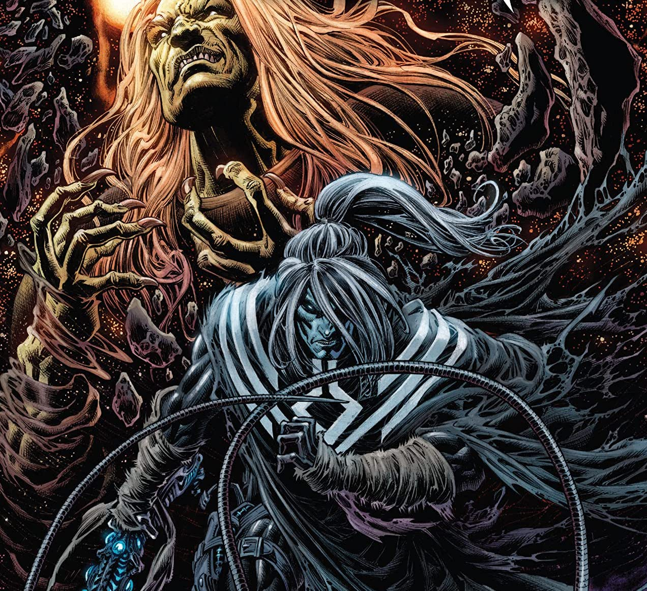 'Web of Venom: Wraith' #1 review