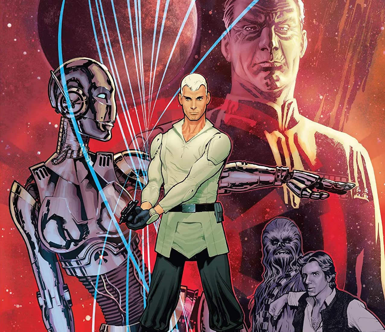 Star Wars Legends Epic Collection Vol. 6 features tales well worth telling in movies or TV.