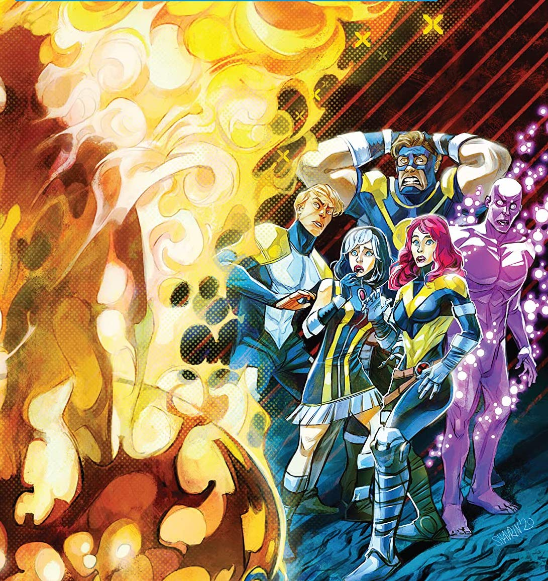 A new wrinkle in 'X-Factor' #4 changes a HOX and POX detail affecting 'X of Swords'