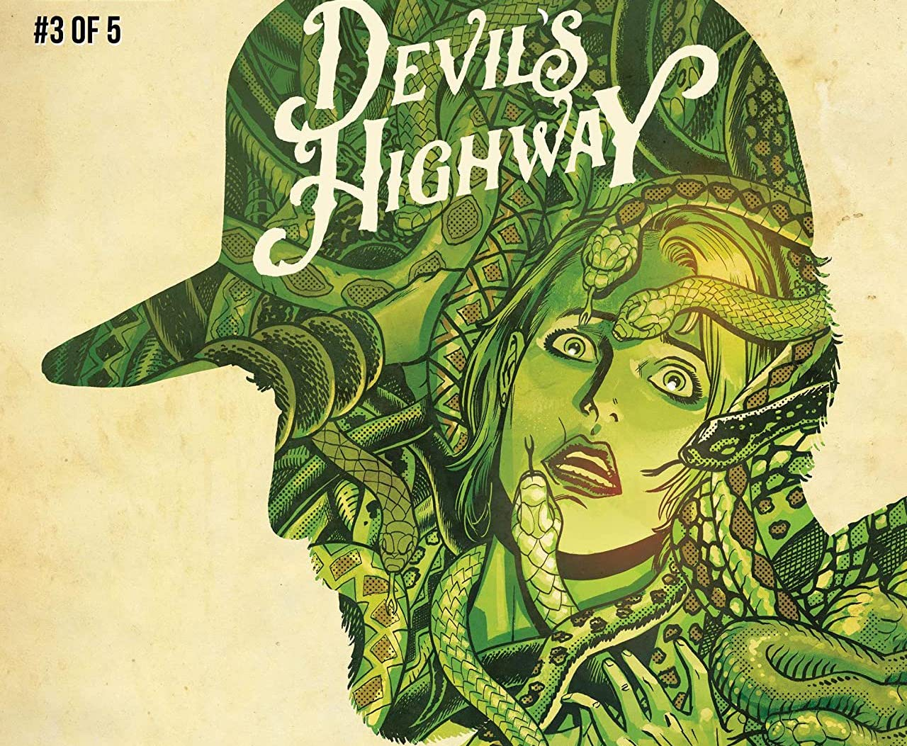 'Devil's Highway' #3 review