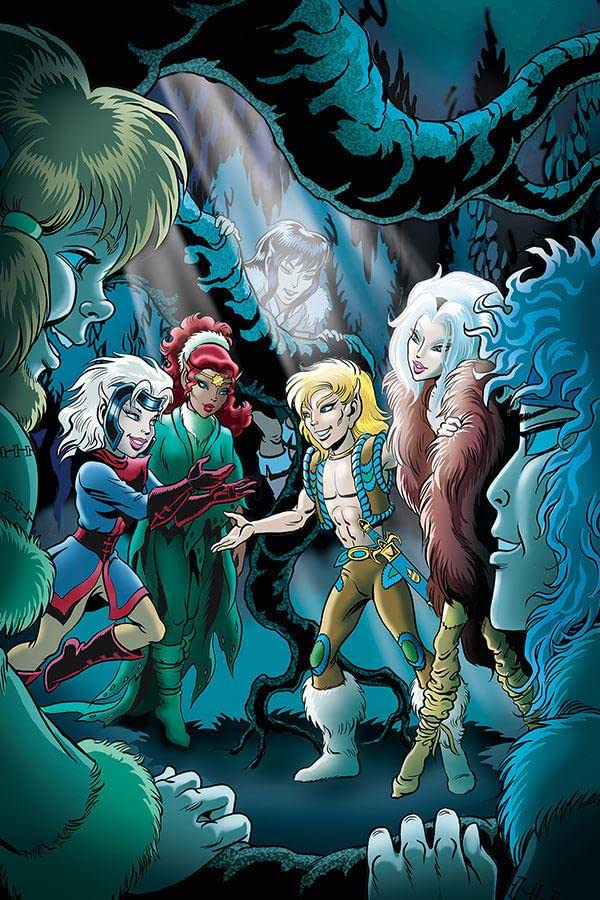 EXCLUSIVE Dark Horse Preview: Elfquest: Stargazer's Hunt #4