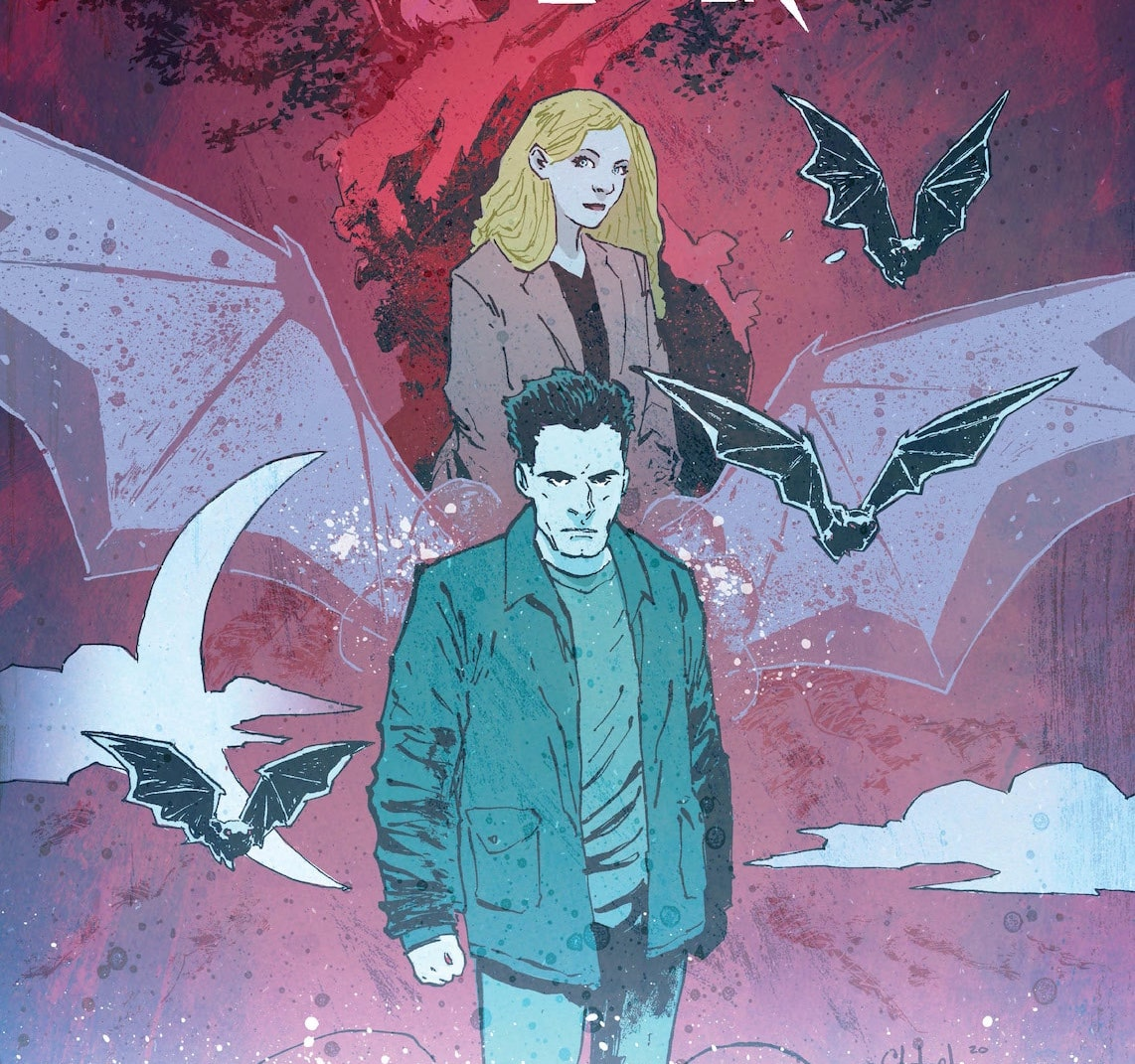 BOOM! First Look: Angel & Spike #14