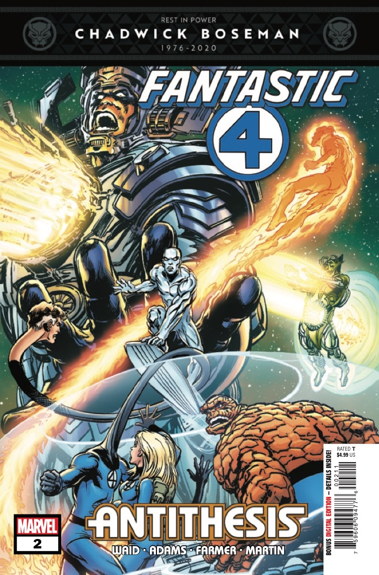 Marvel Preview: Fantastic Four: Antithesis #2