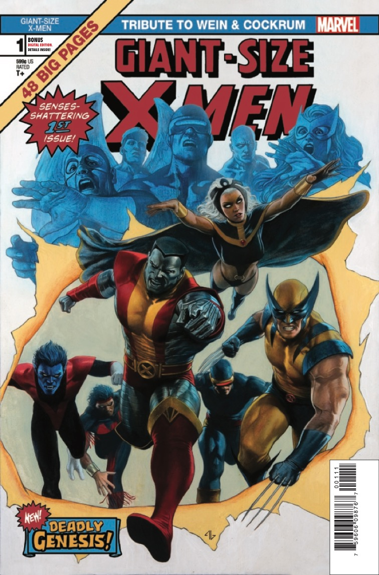 Marvel Preview: Giant-Size X-Men: Tribute To Wein & Cockrum