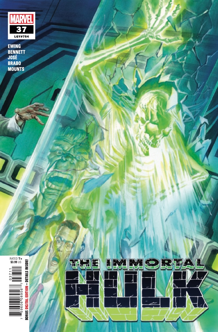 Marvel Preview: Immortal HulK #37