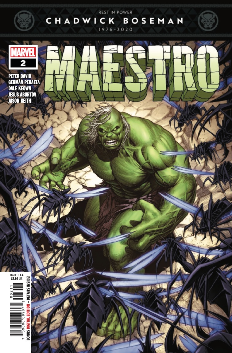 Marvel Preview: Maestro #2