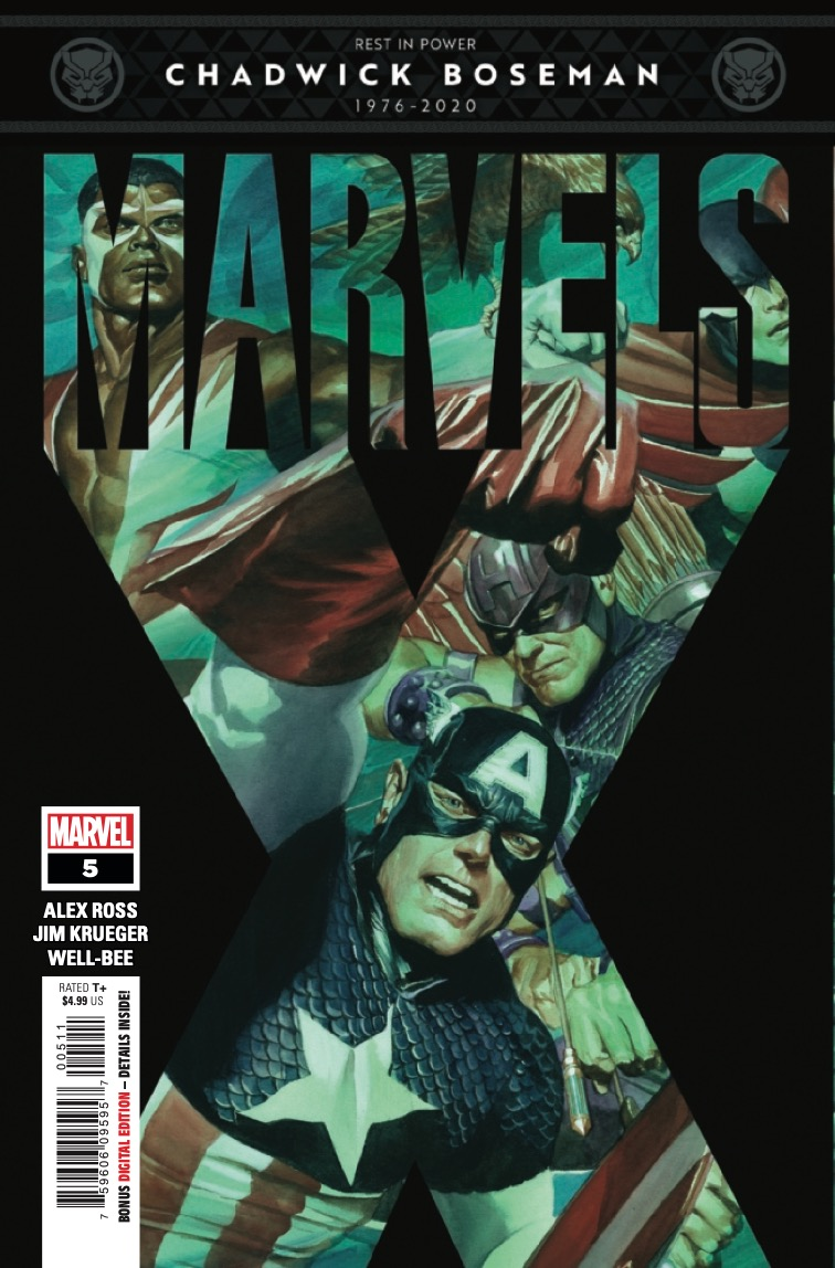 Marvel Preview: Marvels X #5