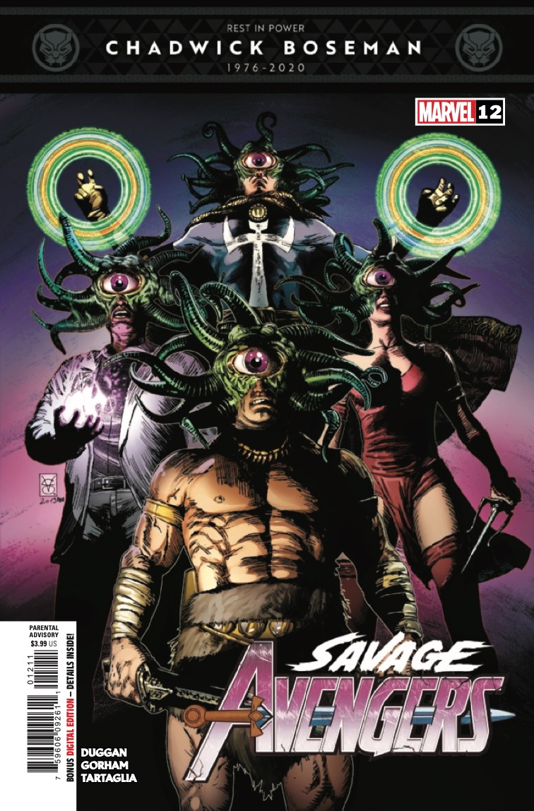 Marvel Preview: Savage Avengers #12