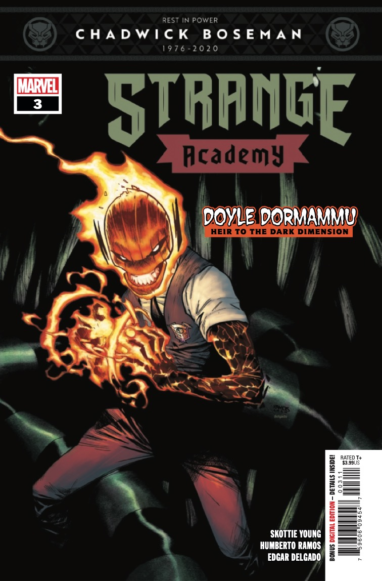 Marvel Preview: Strange Academy #4