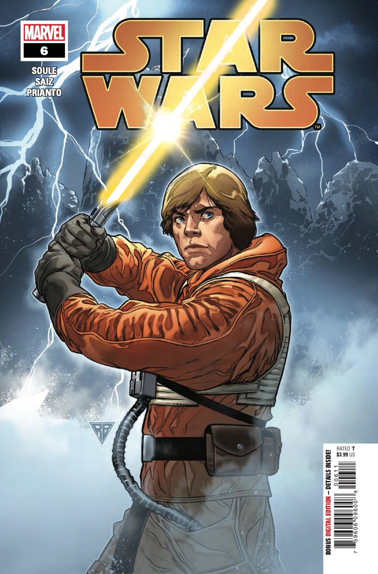 Marvel Preview: Star Wars #6