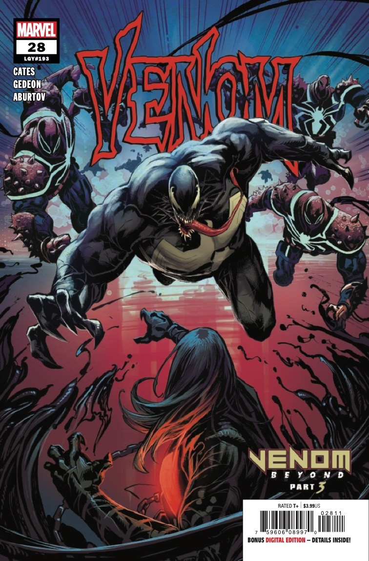 Marvel Preview: Venom #28