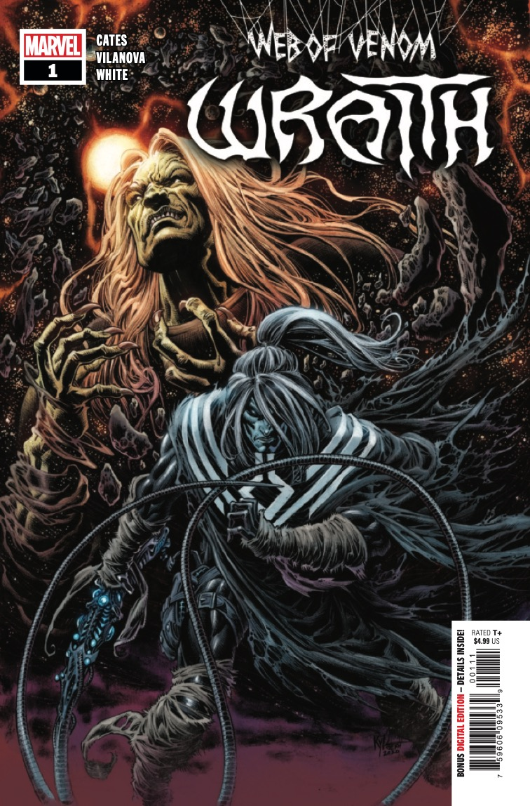 Web of Venom spins out of the pages of Venom and Guardians of the Galaxy!