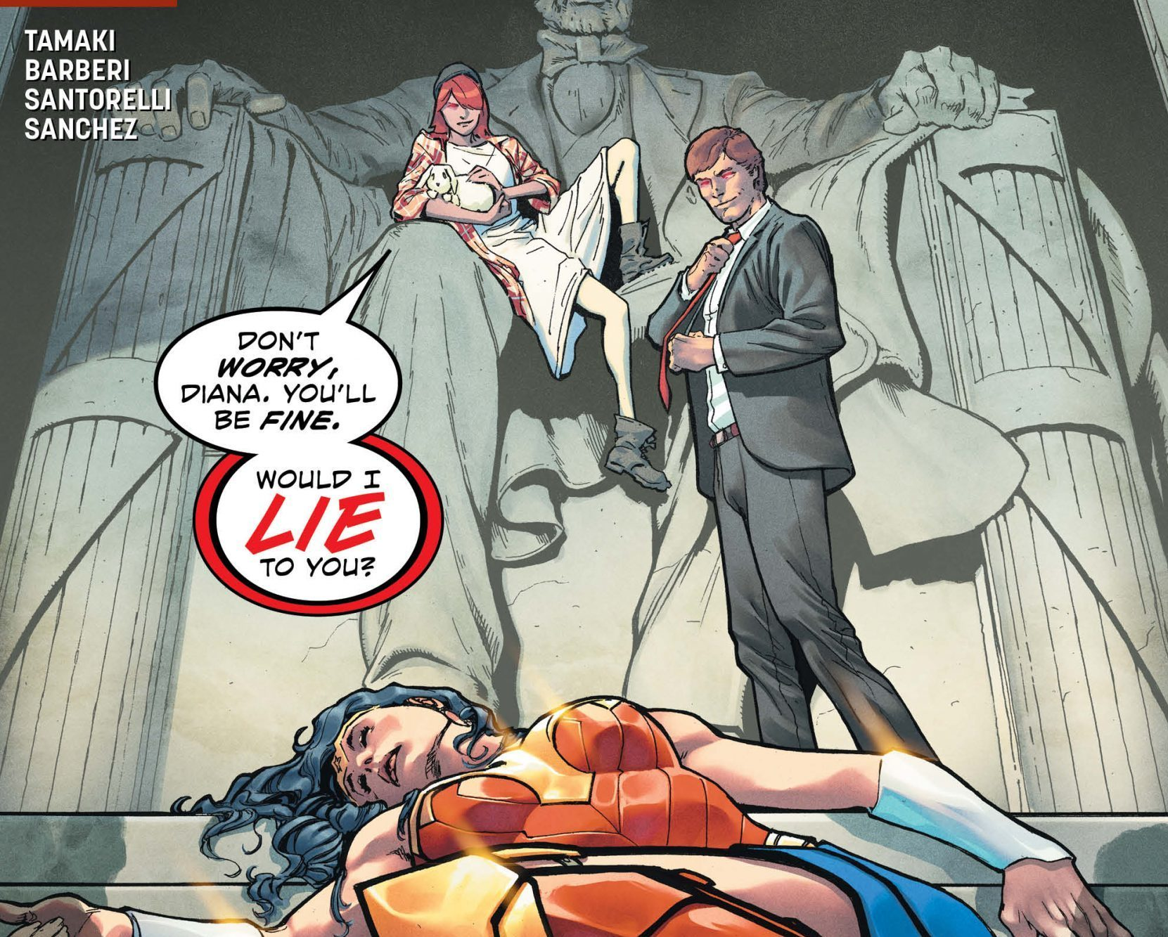 'Wonder Woman' #762 review
