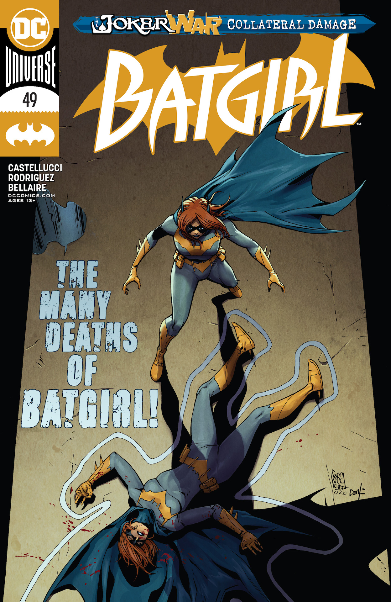 DC Preview: Batgirl #49