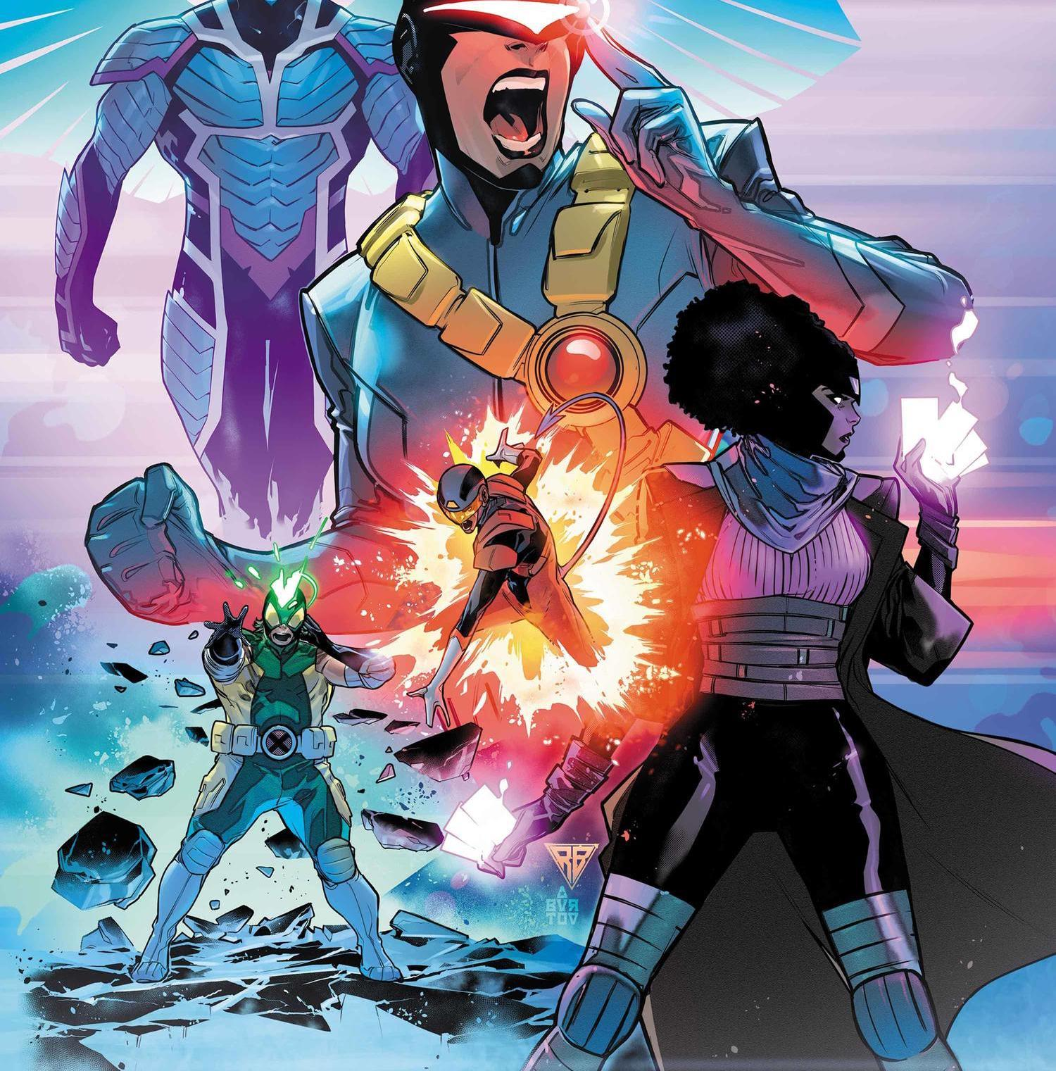 Marvel reveals 'Children of the Atom' to debut January 2021
