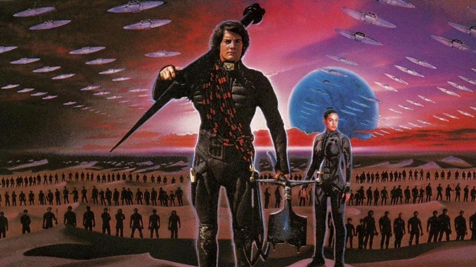 Five things you may not know about 'Dune' (1984)